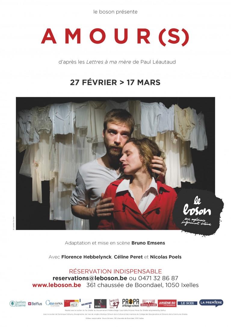 Frances Beir with amour(s)   le boson